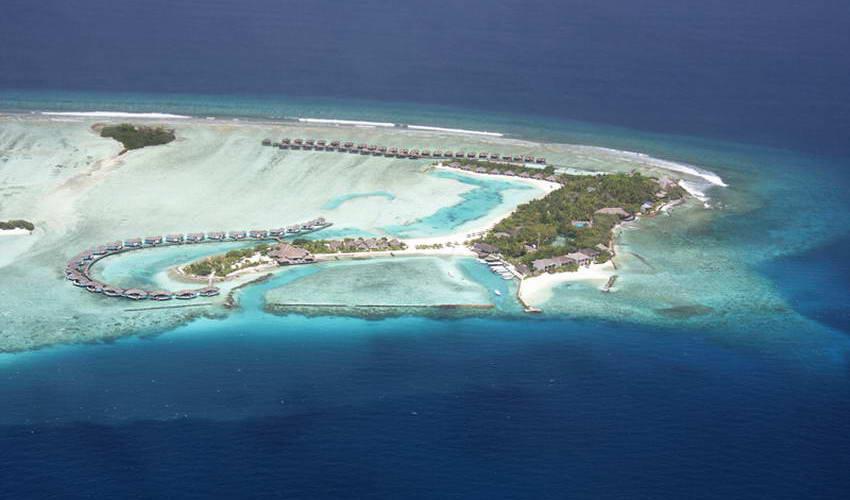 האיים המלדיביים - עם האוקיינוס ליד הדלת